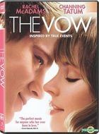 The Vow (2012) (Blu-ray) (Hong Kong  Version)
