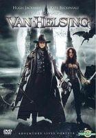 Van Helsing (2004) (DVD) (Hong Kong Version)