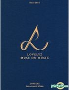Lovelyz Instrumental Album - Muse on Music (Limited Edition)