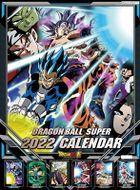 Dragon Ball Super 2022 Calendar (Japan Version)