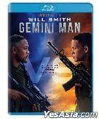 Gemini Man (2019) (Blu-ray) (Hong Kong Version)