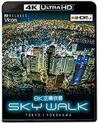 Vicom 4K Relaxes: 8K Kusatsu Yakei Skywalk Tokyo/Yokohama (4K Ultra HD Blu-ray) (4K HDR) (English Subtitled) (Japan Version)