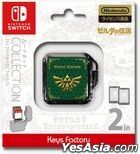 Card Pod COLLECTION for Nintendo Switch (The Legend of Zelda) Type-A (Japan Version)