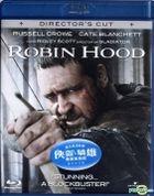 Robin Hood (2010) (Blu-ray) (Hong Kong Version)