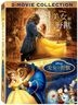 Beauty and the Beast (Animation & Live Action) (DVD) (Taiwan Version)