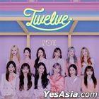 Twelve [TYPE B] (ALBUM +DVD) (普通版)(台灣版)
