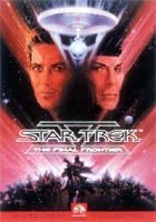 STAR TREK 5 THE FINAL FRONTIER (Japan Version)