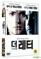 The Letter (DVD) (Korea Version)