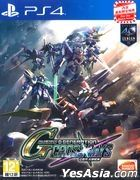 SD Gundam G Generation Cross Rays (Asian Chinese Version)