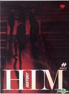 History Mini Album Vol. 5 - Him (Heart Version)