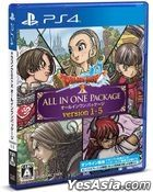 Dragon Quest X All In One Package Version 1-5 (Japan Version)