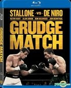 Grudge Match (2013) (Blu-ray) (Hong Kong  Version)
