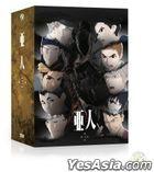 Ajin: Demi-Human Season 2 (DVD) (3-Disc) (Limited Edition) (Korea Version)