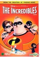 The Incredibles (DVD) (Korean Version)