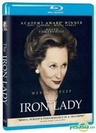 The Iron Lady (2011) (Blu-ray) (Taiwan Version)