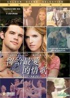 The Last Five Years (2014) (Blu-ray) (Hong Kong Version)