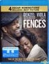 Fences (2016) (Blu-ray) (Hong Kong Version)