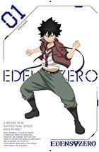 Edens Zero Vol.1 (DVD) (Japan Version)