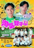 Two Of A Kind (DVD) (Ep. 1-10) (End) (TVB Drama)
