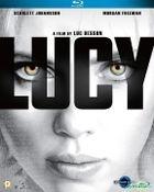 Lucy (2014) (Blu-ray) (Dolby Atmos) (Hong Kong Version)