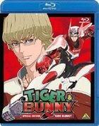 Tiger & Bunny Special Edition Side Bunny (Blu-ray) (Normal Edition) (Japan Version)