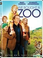 We Bought A Zoo (2011) (DVD) (Hong Kong Version)