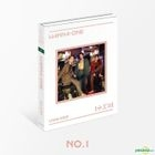WANNA ONE Special Album - 1÷X=1 (UNDIVIDED) (No.1 Version) (Taiwan Version)