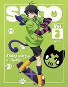 SK8 the Infinity Vol.3 (DVD)(Japan version)