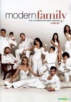 Modern Family (DVD) (The Complete Second Season) (US Version)