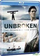 Unbroken (2014) (Blu-ray) (Hong Kong Version)