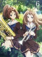 Hibike! Euphonium Vol.6 (Blu-ray)(Japan Version)
