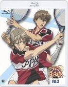 New Prince of Tennis (Blu-ray) (Vol.3) (Japan Version)