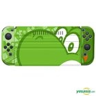 Front Cover + Joy-Con Silicon Cover Set COLLECTION for Nintendo Switch Yoshi (Japan Version)