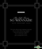 SG Wannabe - The Gift From SG Wannabe 2009 Live Concert (DVD) (2-Disc) (Korea Version)