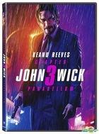 John Wick: Chapter 3 - Parabellum (2019) (DVD) (US Version)