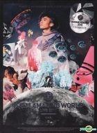 古巨基 Amazing World 演唱會 2011 Karaoke (3DVD)