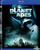 Planet Of The Apes (2001) (Blu-ray) (Hong Kong Version)