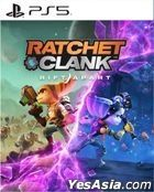 Ratchet & Clank Rift Apart (Asian Chinese Version)