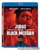 Judas and the Black Messiah (2021) (Blu-ray) (Hong Kong Version)