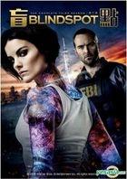 Blindspot (DVD) (Ep. 1-22) (The Complete Third Season) (NBC TV Drama) (Taiwan Version)