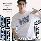 Painkiller x Mew Suppasit - Be Kind Be Brave T-Shirt (Size M)