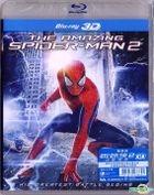 The Amazing Spider-Man 2 (2014) (Blu-ray) (3D) (Hong Kong Version)