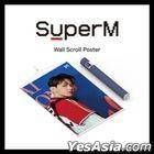SuperM - Wall Scroll Poster (Baek Hyun Version)