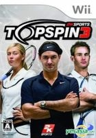 TOP SPIN 3 (Japan Version)