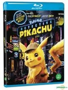 Pokemon Detective Pikachu (Blu-ray) (Korea Version)