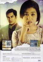 Girlfriend Kontrak (2015) (DVD) (Malaysia Version)