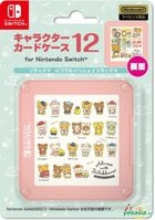 Nintendo Switch Character Card Case 12 Rilakkuma (Always Together) (Japan Version)