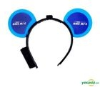 2014 JYPnation Official Goods - ONE MIC Light Hair Band