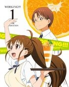WORKING!!!  Vol.1 (Blu-ray+CD) (First Press Limited Edition)(Japan Version)
