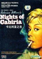 Nights Of Cabiria (DVD) (China Version)
